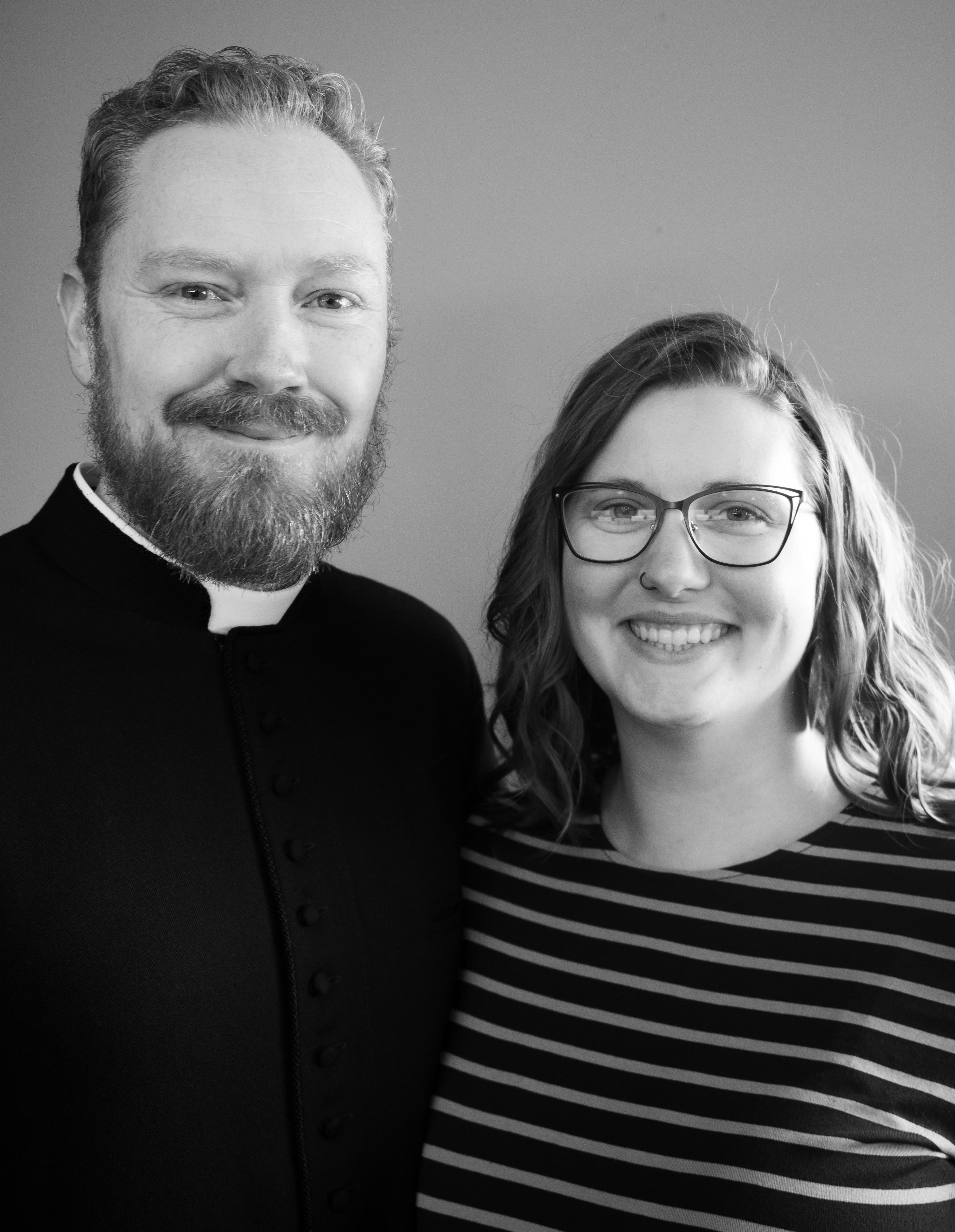 Fr. Joshua Mahar